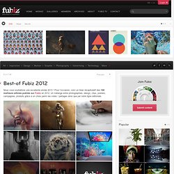 Best-of Fubiz 2012