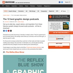 The 10 best podcasts for designers