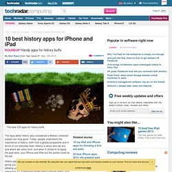 10 best history apps for iPhone and iPad