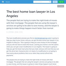 The best home loan lawyer in Los Angeles