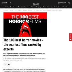 100 best horror films of all time: best scary movies - Time Out