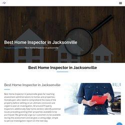Best Home Inspector in Jacksonville