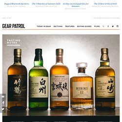5 Best Japanese Whiskies