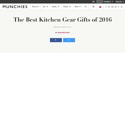 The Best Kitchen Gear Gifts of 2016
