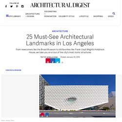 Best L.A. Architecture Photos