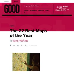 The 22 Best Maps of the Year - Design