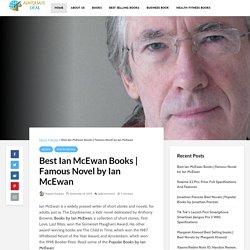 Famous Novel by Ian McEwan