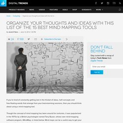 Best Mind Mapping Tools