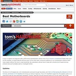 Best Motherboards - Tom's Hardware