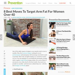 8 best moves to target arm fat
