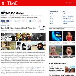 ALL-TIME 100 Movies - TIME