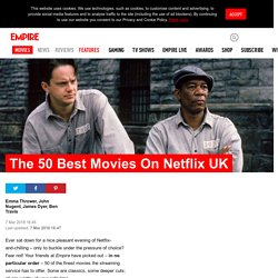 The Best Movies That UK Netflix Has On Right Now