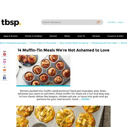 Best Muffin Tin Recipes - Tablespoon.com