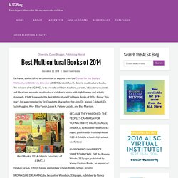 Best Multicultural Books of 2014