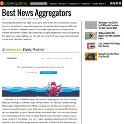 Best News Aggregators