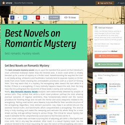 Best Novels on Romantic Mystery
