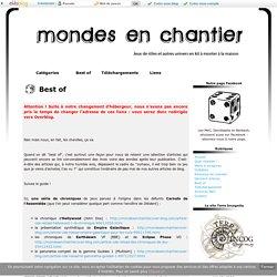Best of - Mondes en Chantier