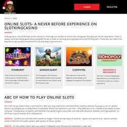 Get minimum Wagering Slots Bonus With SlotKingCasino