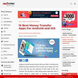 15 Best Online Money Transfer Apps