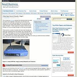 5 Best Open Source Firewalls - Page 2
