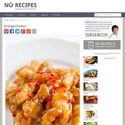 Best Orange Chicken Recipe