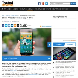6 Best Phablets You Can Buy in 2015