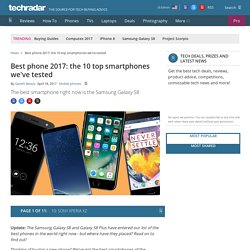 20 best mobile sites