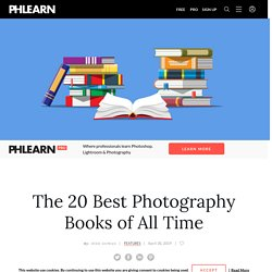 The 20 Best Photography Books of All Time
