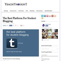 The Best Platform For Student Blogging