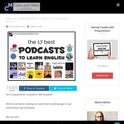 The 17 Best Podcasts to Learn English