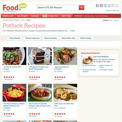 Popular Potluck Recipes - Food.com