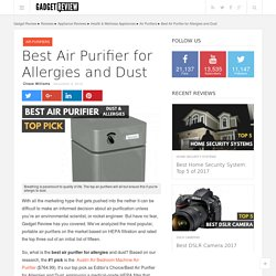 High-Efficiency Air Purifier