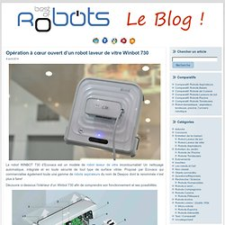 Best of Robots - Le Blog !