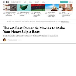 30 Best Romantic Movies of All Time - Greatest Love Movies