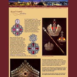 Best of Russia --- Royal Jewellery