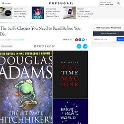 Best Science-Fiction Books