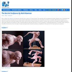 The Best Art Sculptures By Mark Newman
