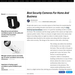 Best Security Cameras For Home And Business - Elite Wholesalers