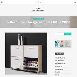 5 Best Shoe Storage Cabinets UK in 2020