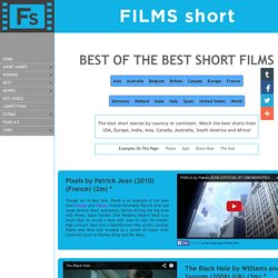 Best Short Films By Country