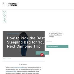 Best Sleeping Bags for Camping: How to Choose