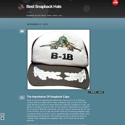 Best Snapback Hats