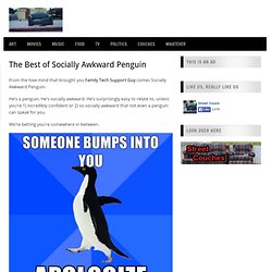 The Best of Socially Awkward Penguin