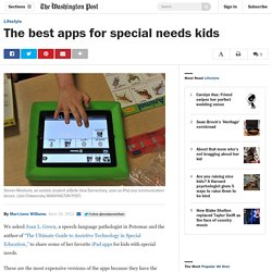 The best apps for special needs kids