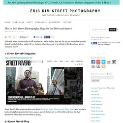 The 10 Best Street Photography Blogs on the Web (and more)