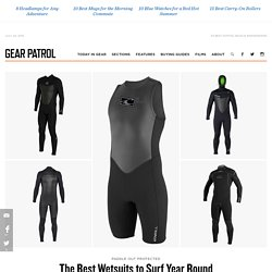 6 Best Surfing Wetsuits