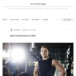 Best Test Booster in 2021