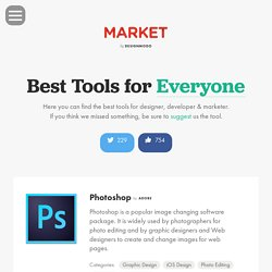 Best Tools for Everyone #everyone