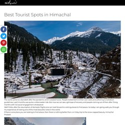 Best Tourist Spots in Himachal