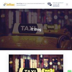 Best Uber like App 2020: Taxi App development like Uber - Infitac